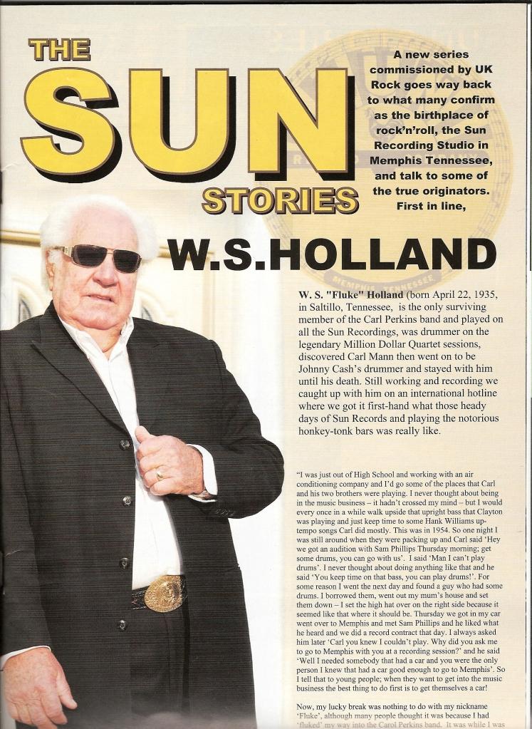 WS Holland UKRR1